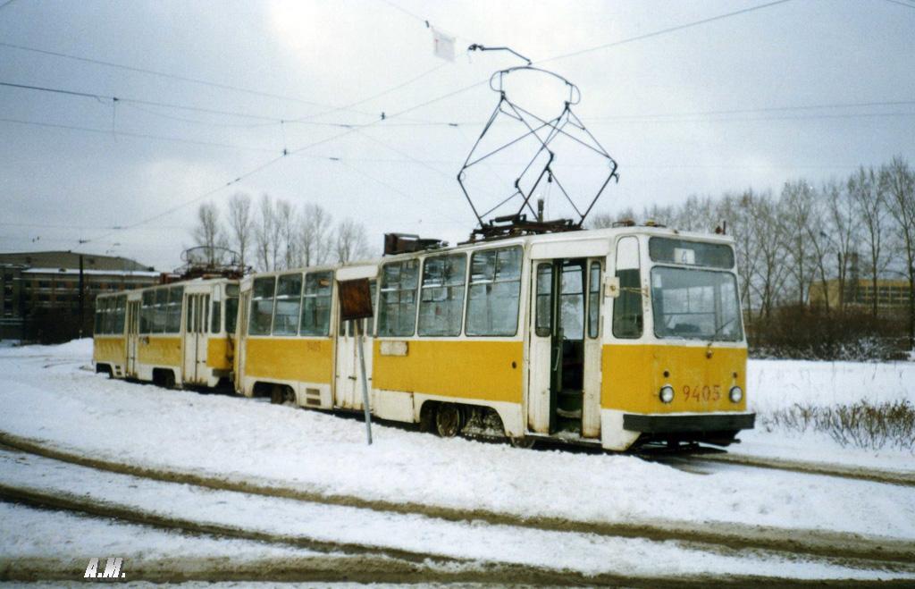 Санкт-Петербург, трамвай