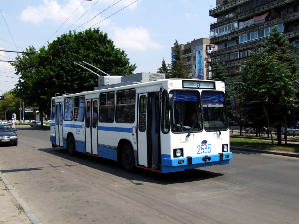 Dnipro, YMZ T2 # 2535