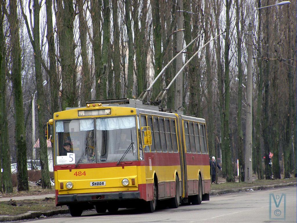 Харьковская область, ах 4968 ве - ikarus 26001