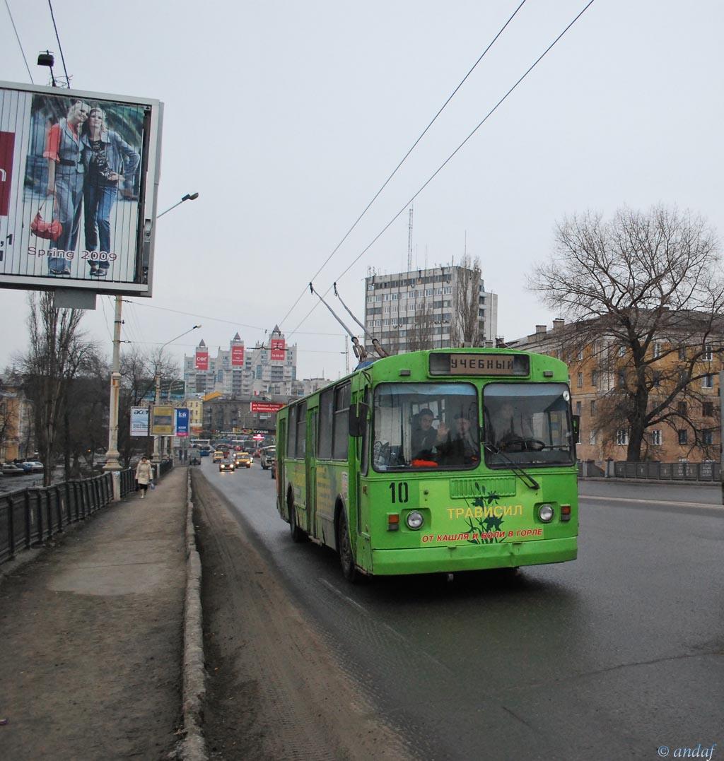 Фото новых троллейбусов воронежа 3
