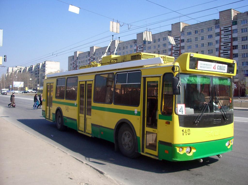 Липецк, троллейбус