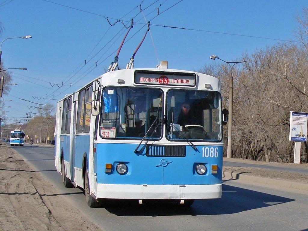 троллейбусов в новочебоксарске видео - 4