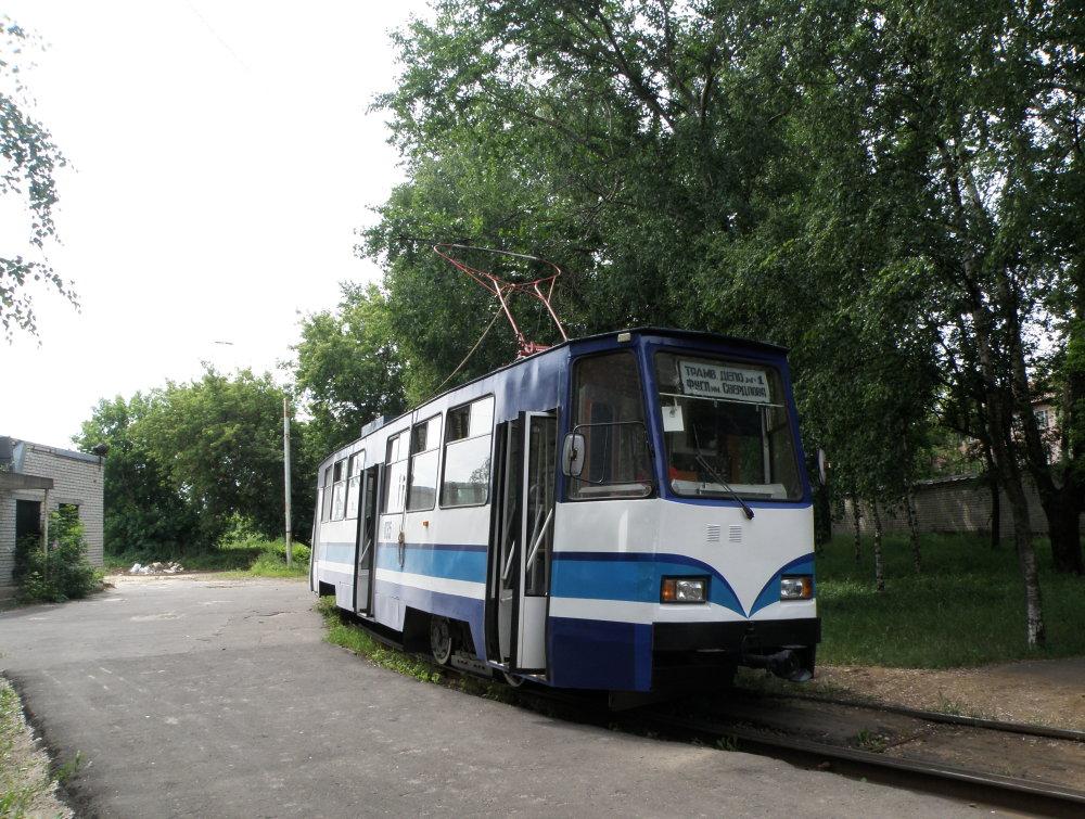 Дзержинск, трамвай 71-605 №