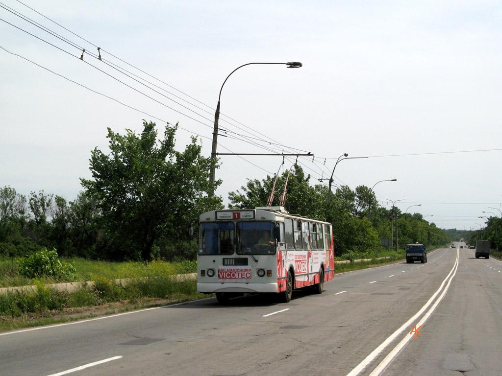схема троллейбусных маршрутов алчевска