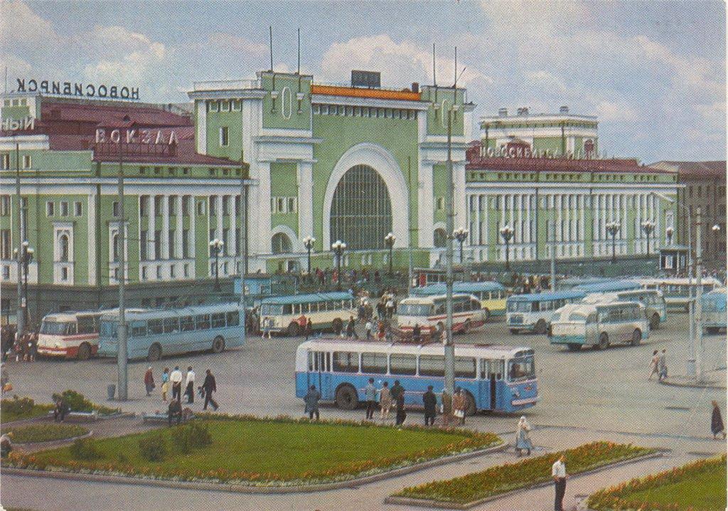 Фото открытки новосибирска