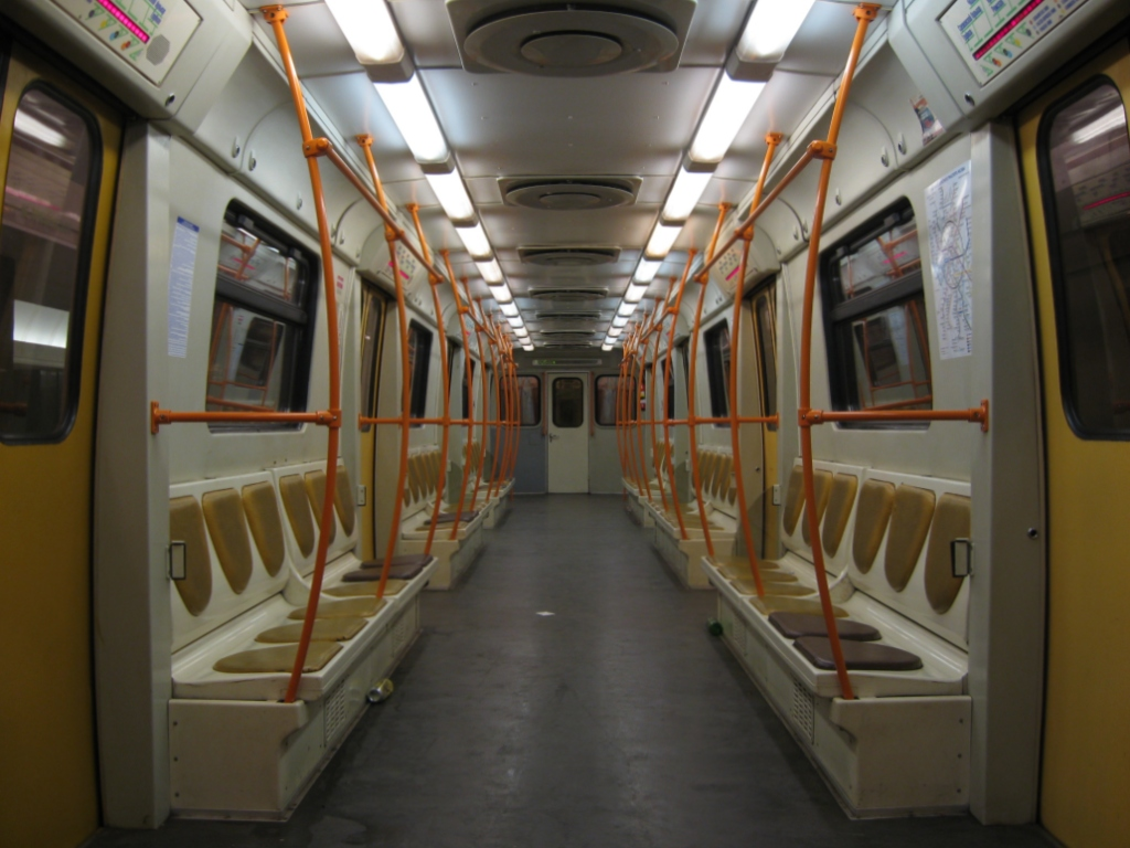"Moscow — Metro — Vehicles — Type 81-720/721 ""Yauza"" and modifications"
