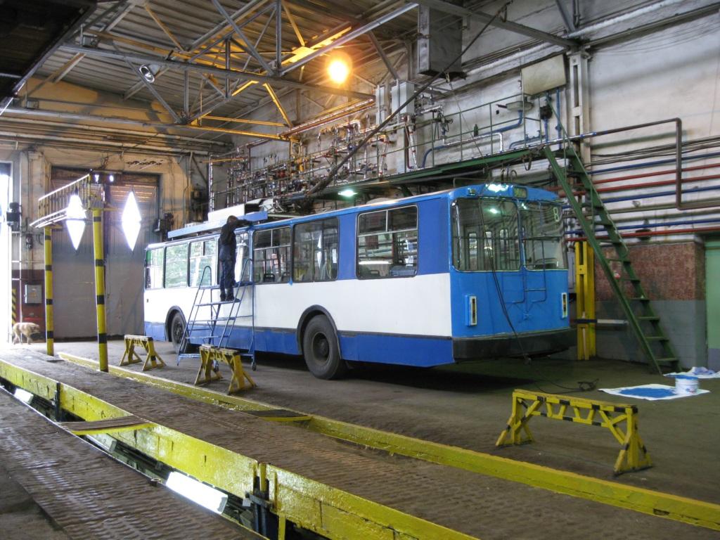 Троллейбусный парк 4 спб вакансии