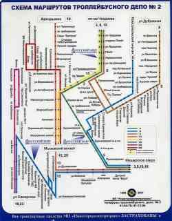 схема 42 маршрутки нижний новгород
