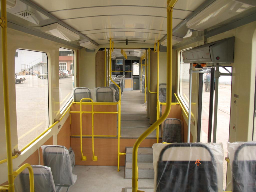 Фото: Днепр, К1М8 № 500; Днепр — Трамвайний вагон K8 (K1M8 ...: http://transphoto.ru/photo/240727/