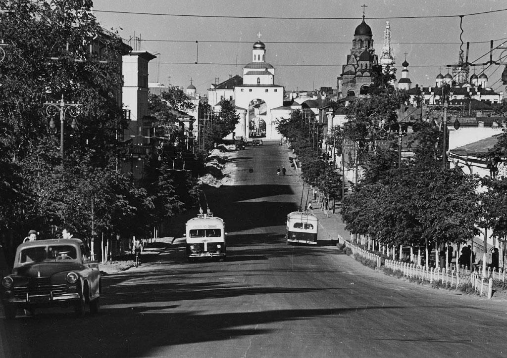 Фотографии города владимира советского