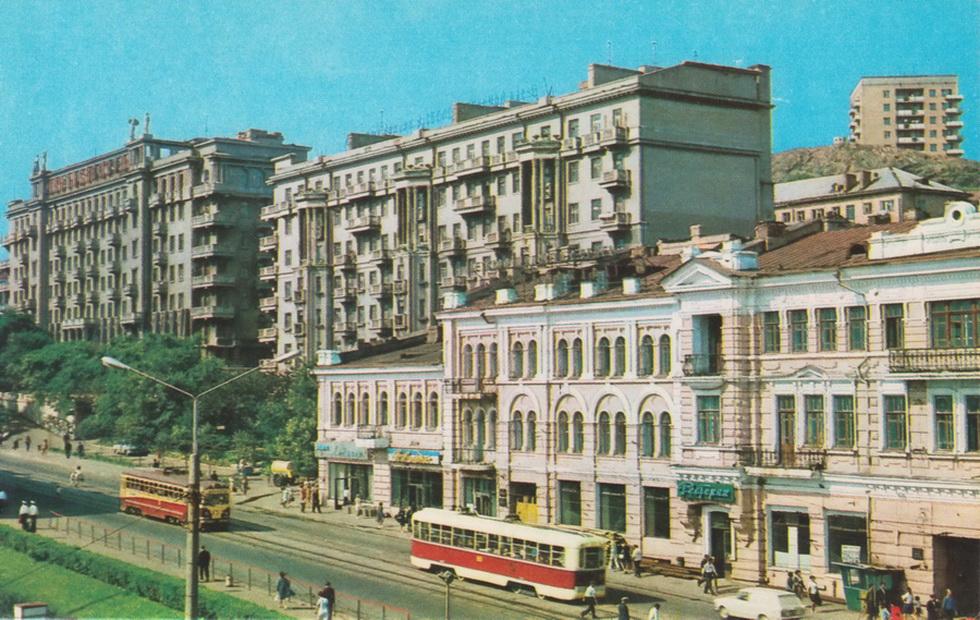 советский владивосток ретро фото какое пенное больше