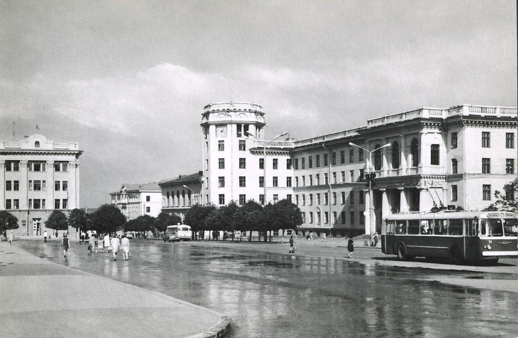 Старые фотографии города чебоксары