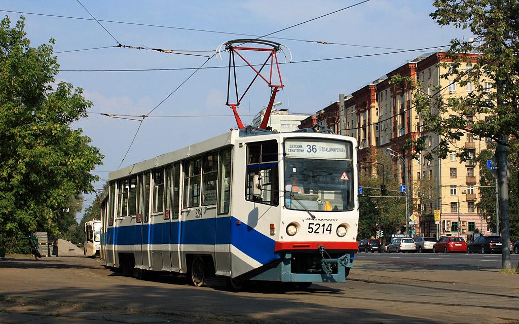 Маршрут трамвая 36  transh14ru