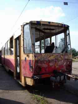трамвайное депо тула фото сттс