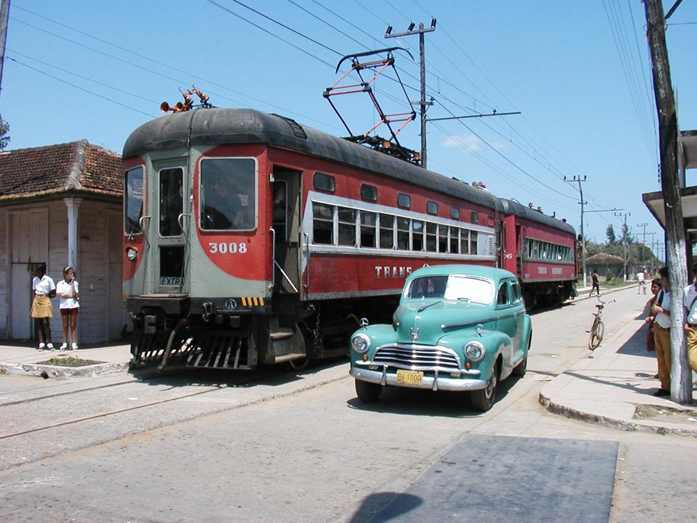 Херши, трамвай Интерурбан
