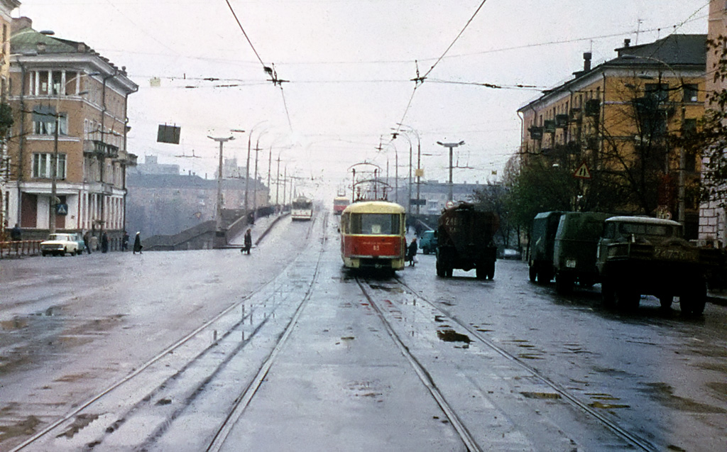 Тверь, Tatra T3SU