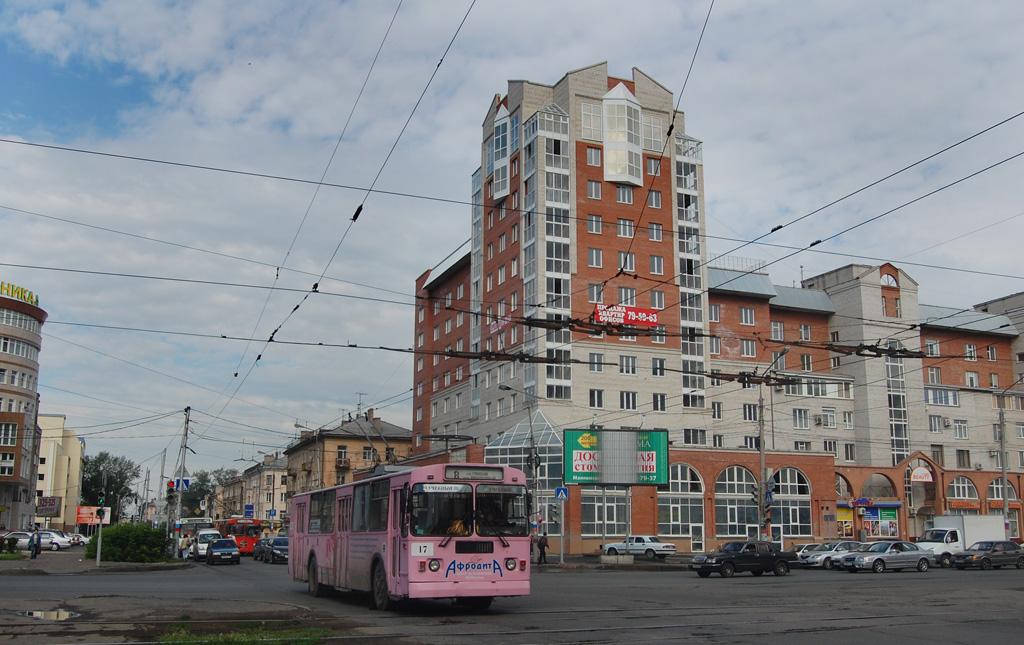 омск улица маяковского фото