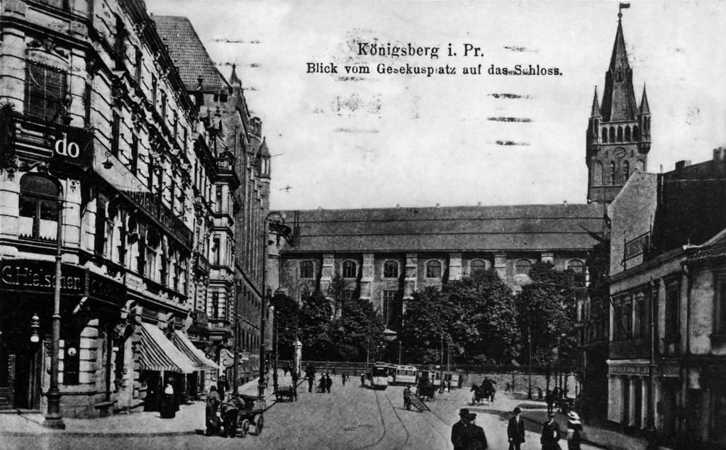 Konigsberg/kaliningrad - a gallery on flickr.
