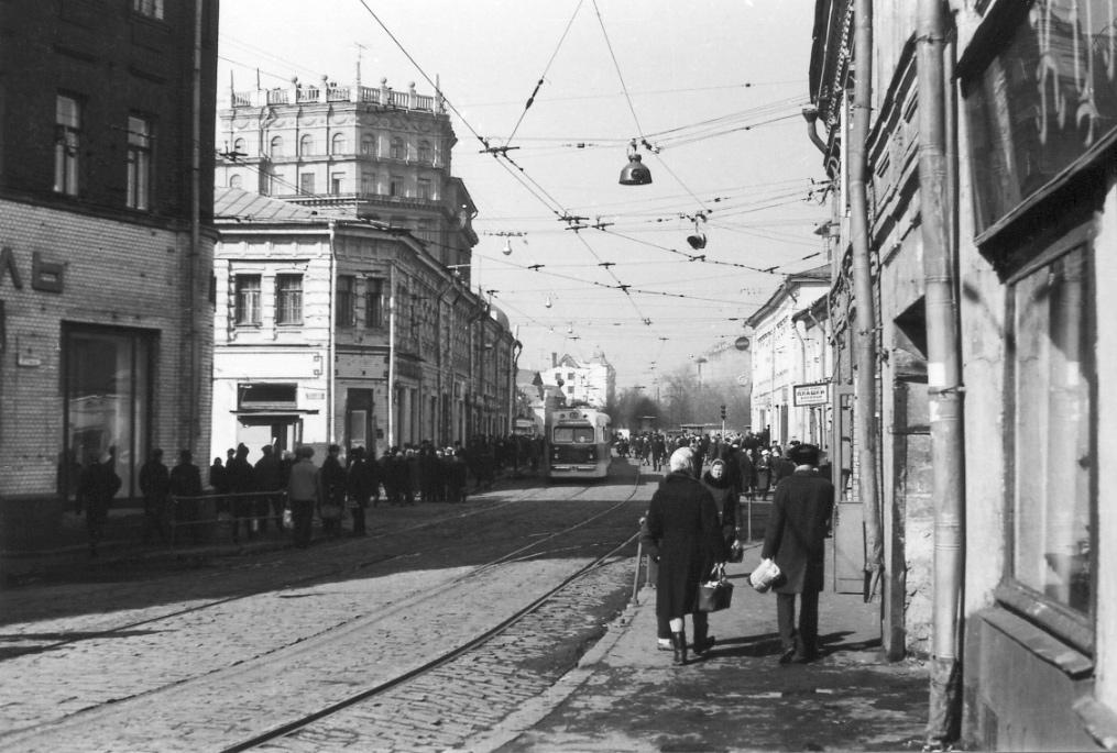 старые фото улицы городская г москва наш увлекательный
