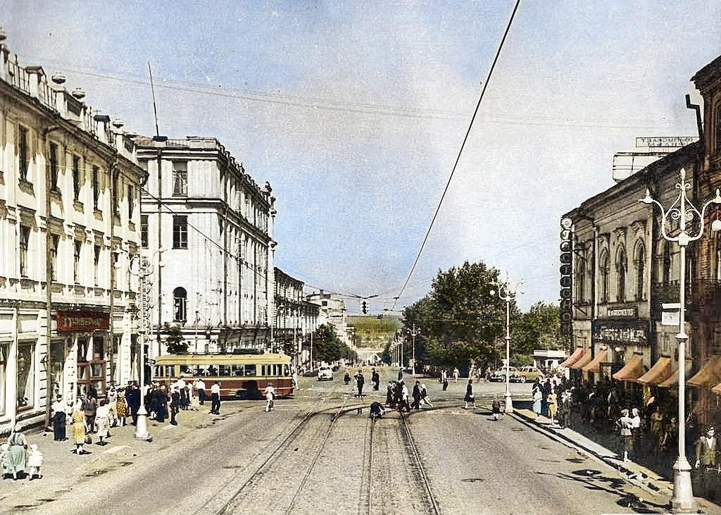 улица решетникова город пермь старые фото