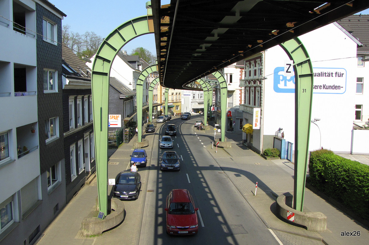Wuppertal — Monorail — Miscellaneous photos
