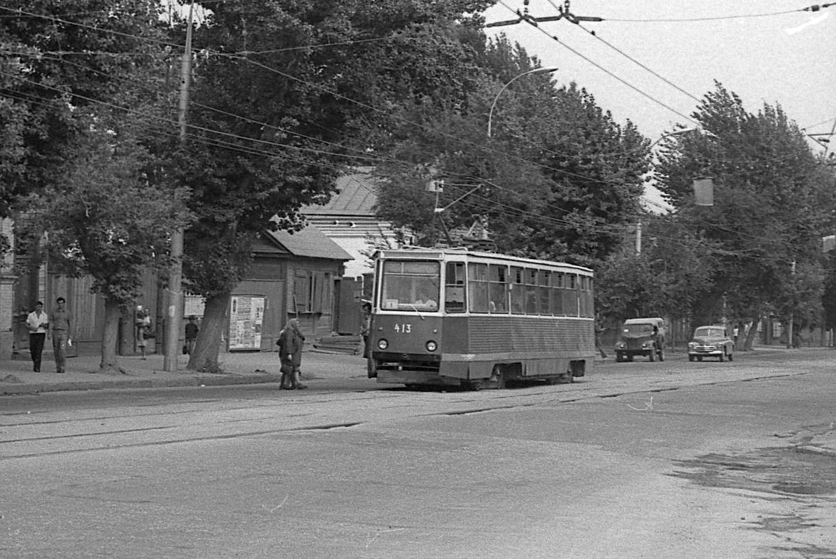 схема движения трамваев саратов