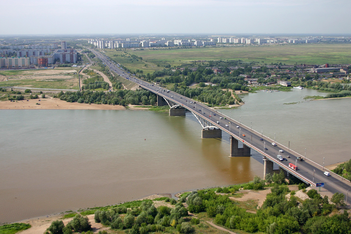 Мост имени 60-летия ВЛКСМ