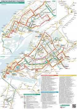 временной маршрут автобуса 364