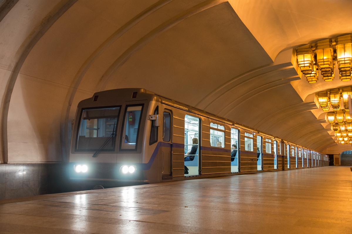 Картинка горьковского метро