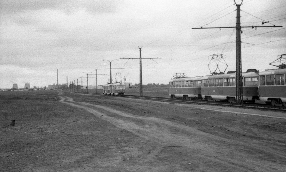 Barnaul — Photo; Barnaul — Tramway and trolleybus lines