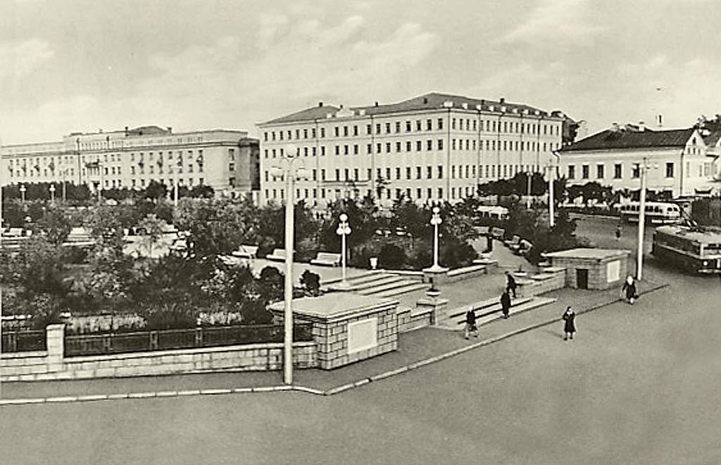 киров фотографии 70 годов