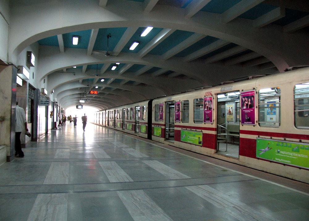 calcuttas metro