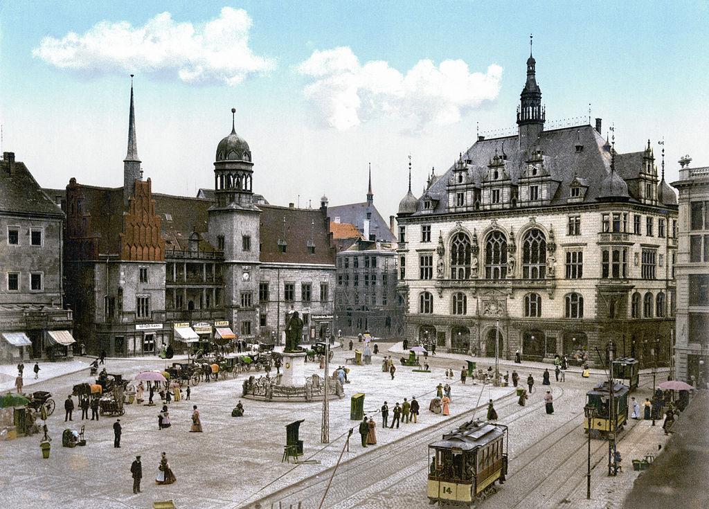 картинки германии 19 века зуева растянулась шпагате
