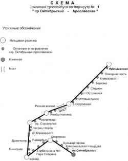 Схема движения 30 маршрута томск фото 879