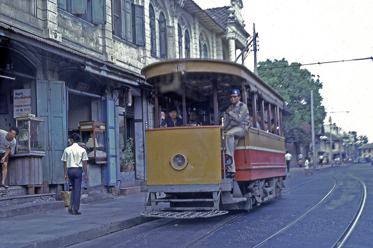 Bangkok — Old photos