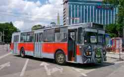 Краснодар троллейбус № 044
