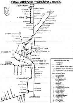 Схема движения городского транспорта ярославль фото 470