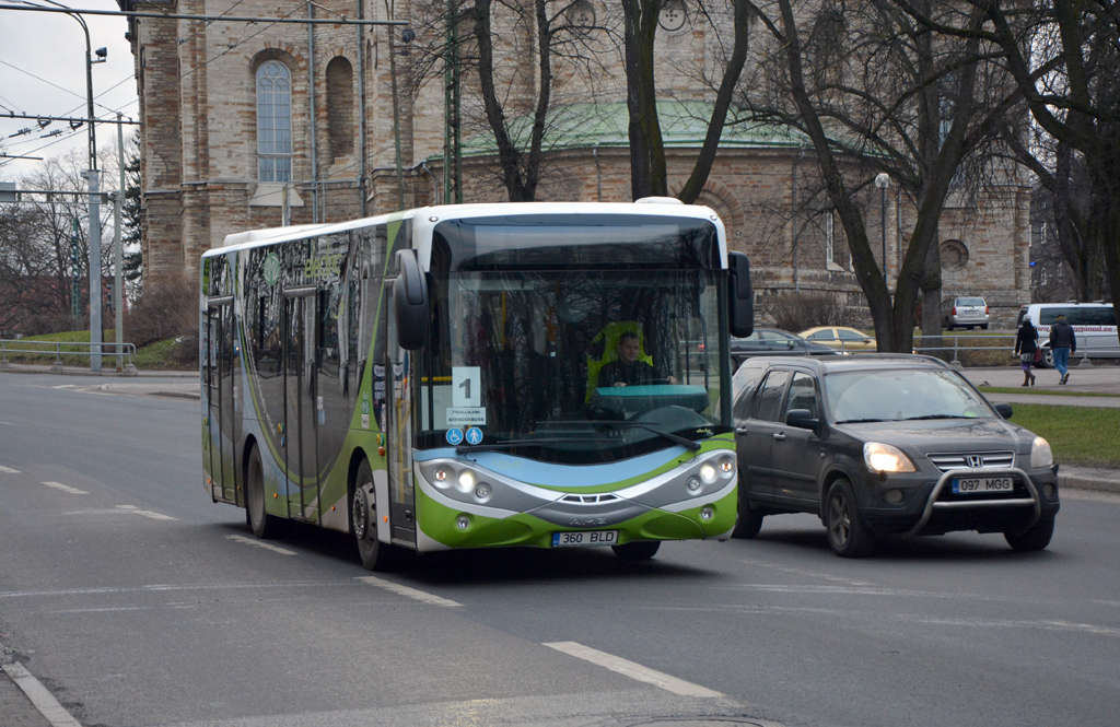 Tallinn, AMZ City Smile CS10E # 360 BLD