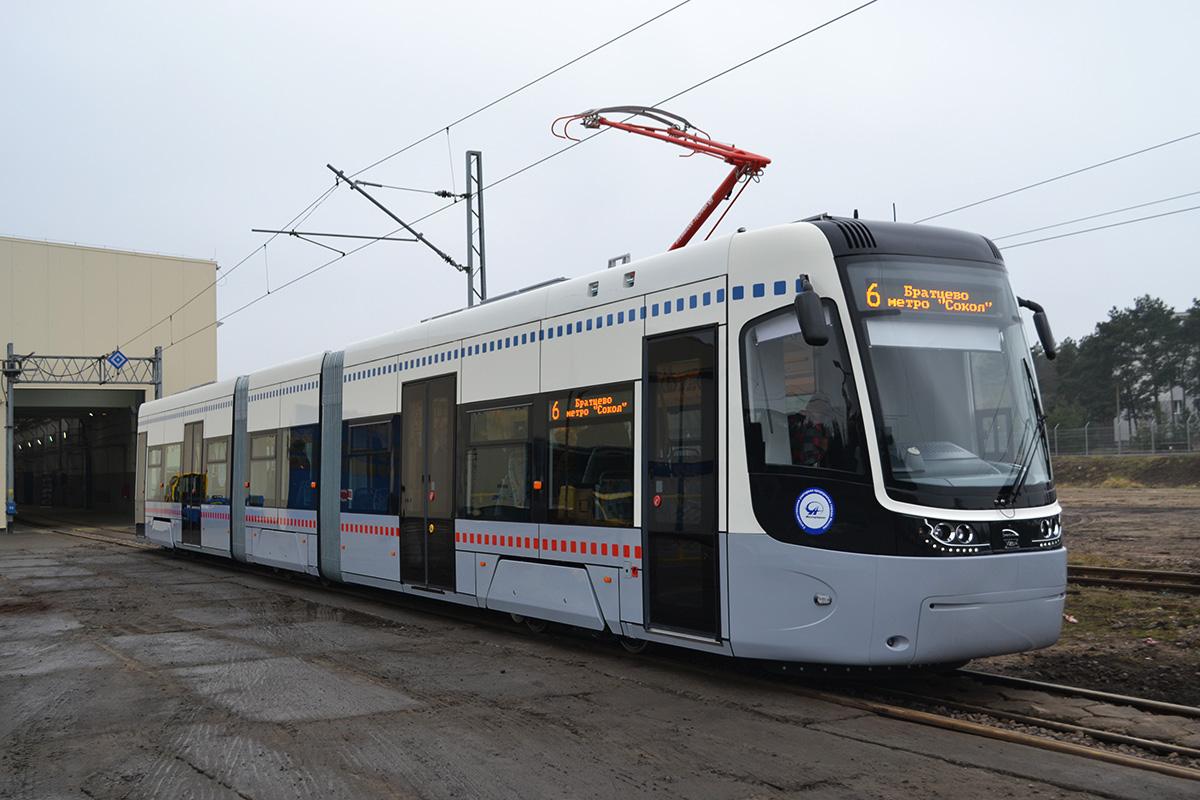 Картинки по запросу трамвай увз pesa для москвы 2013