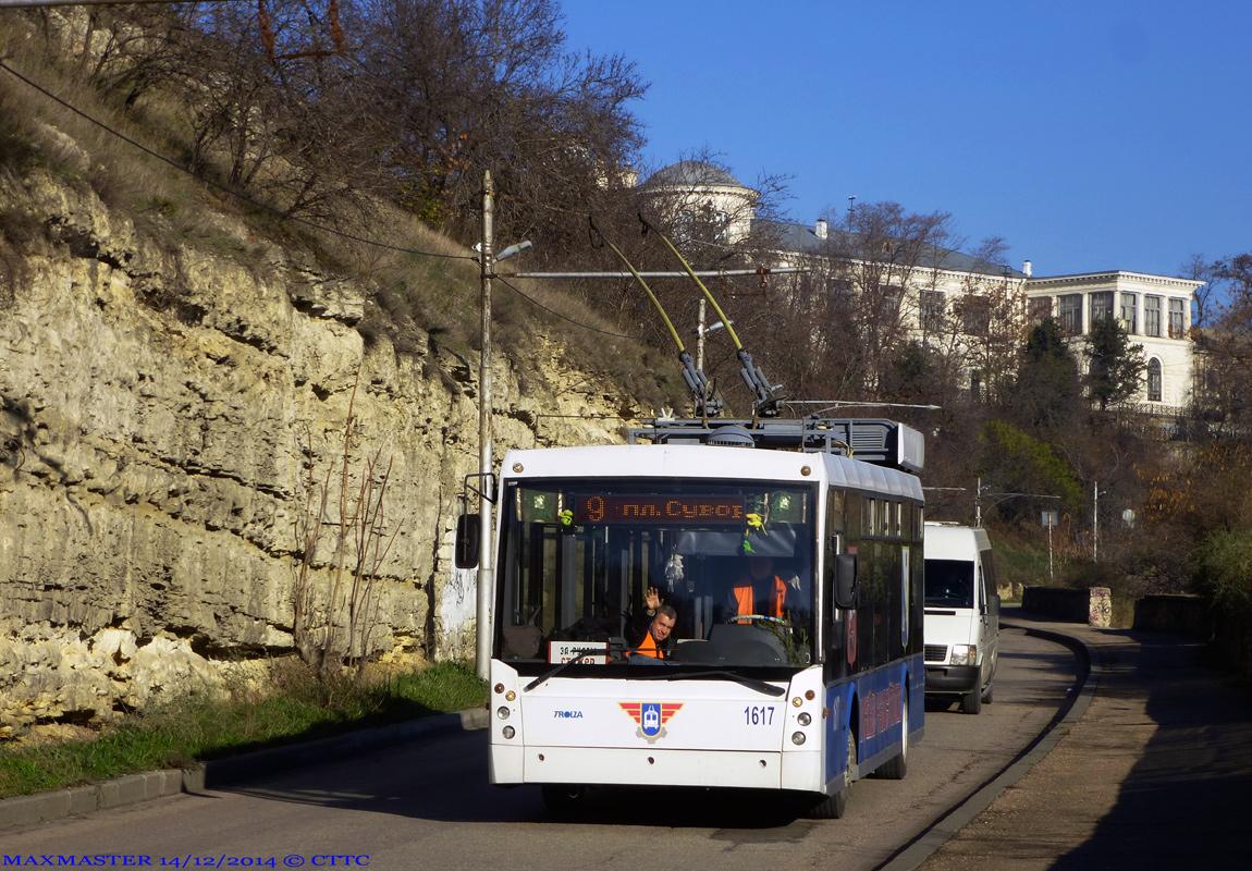 Севастополь, Тролза-5265.00 «Мегаполис» № 1617