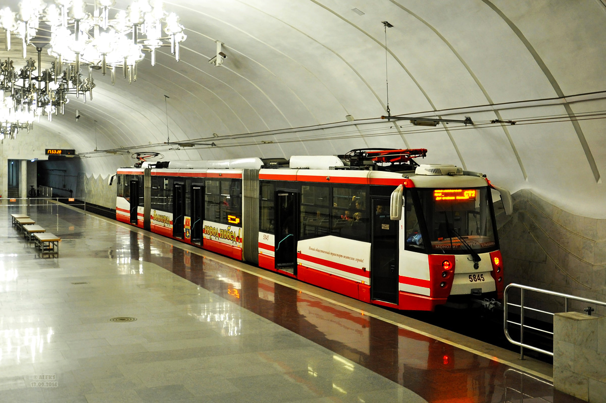волгоградский метротрам фото правильно