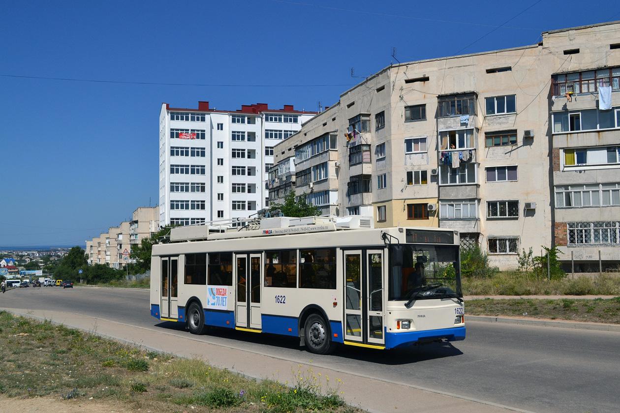 Севастополь, Тролза-5275.07 «Оптима» № 1622