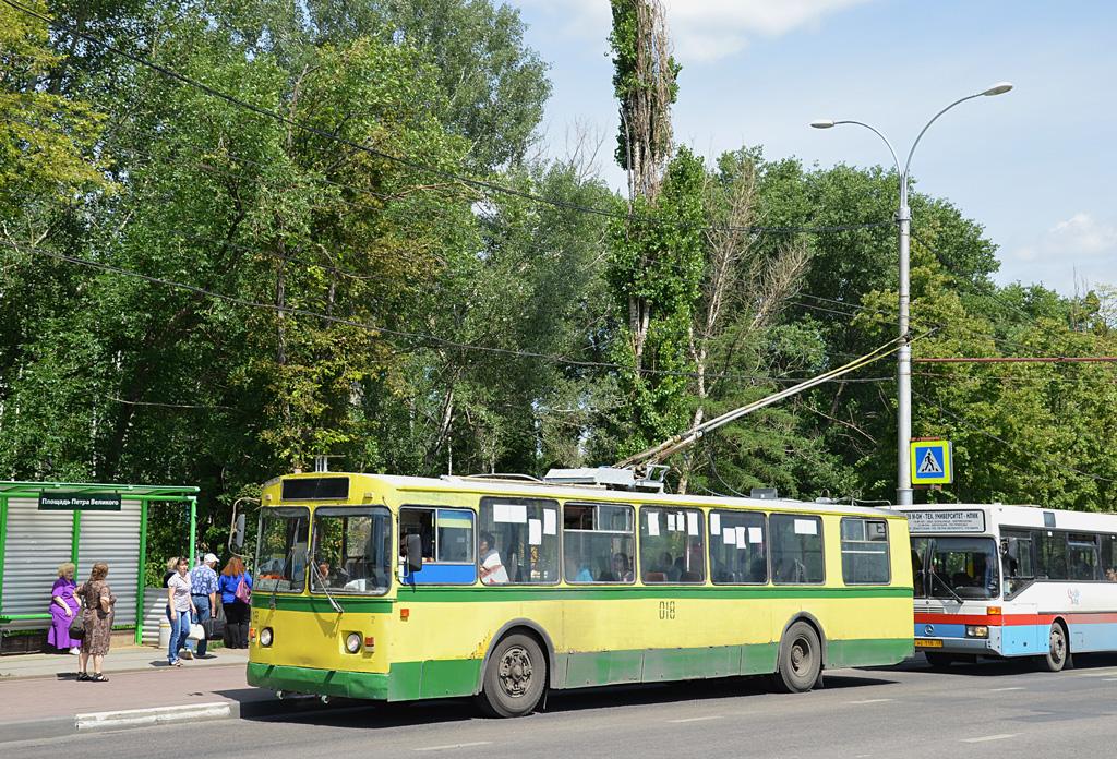 липецкий троллейбус фотогалерея этой статье речь