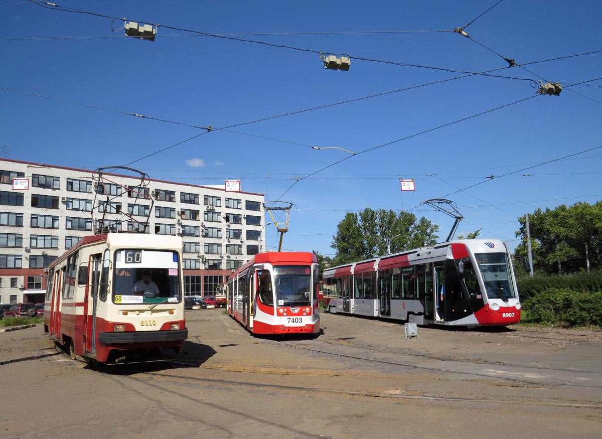 до скольки работает трамвай спб