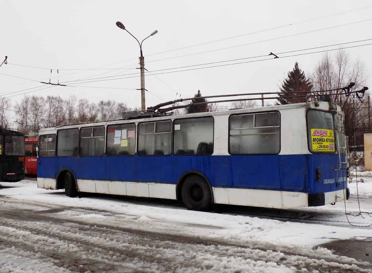 троллейбусов в новочебоксарске видео - 6
