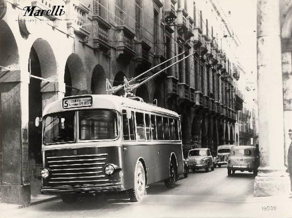 Vicenza — Old photos