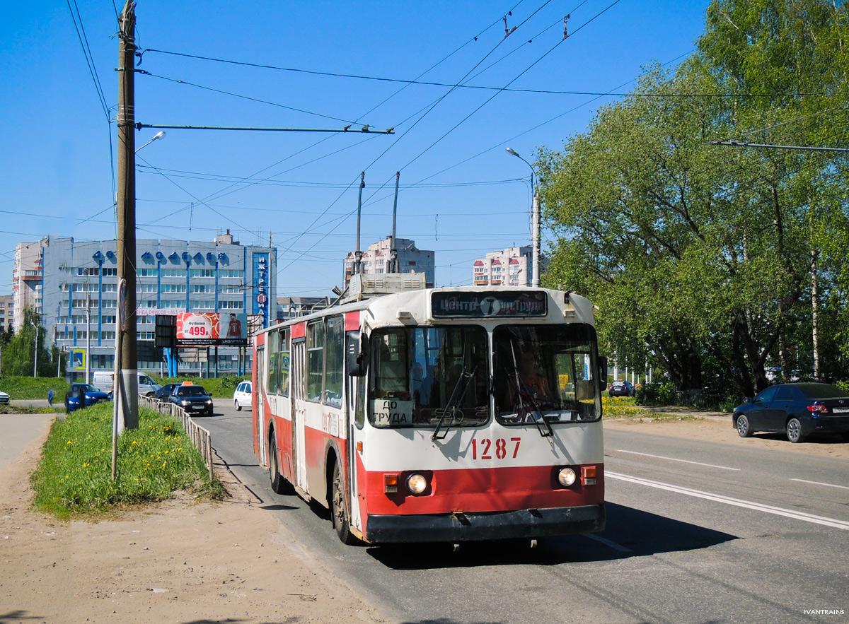 троллейбус картинки фото улица ижевск городе