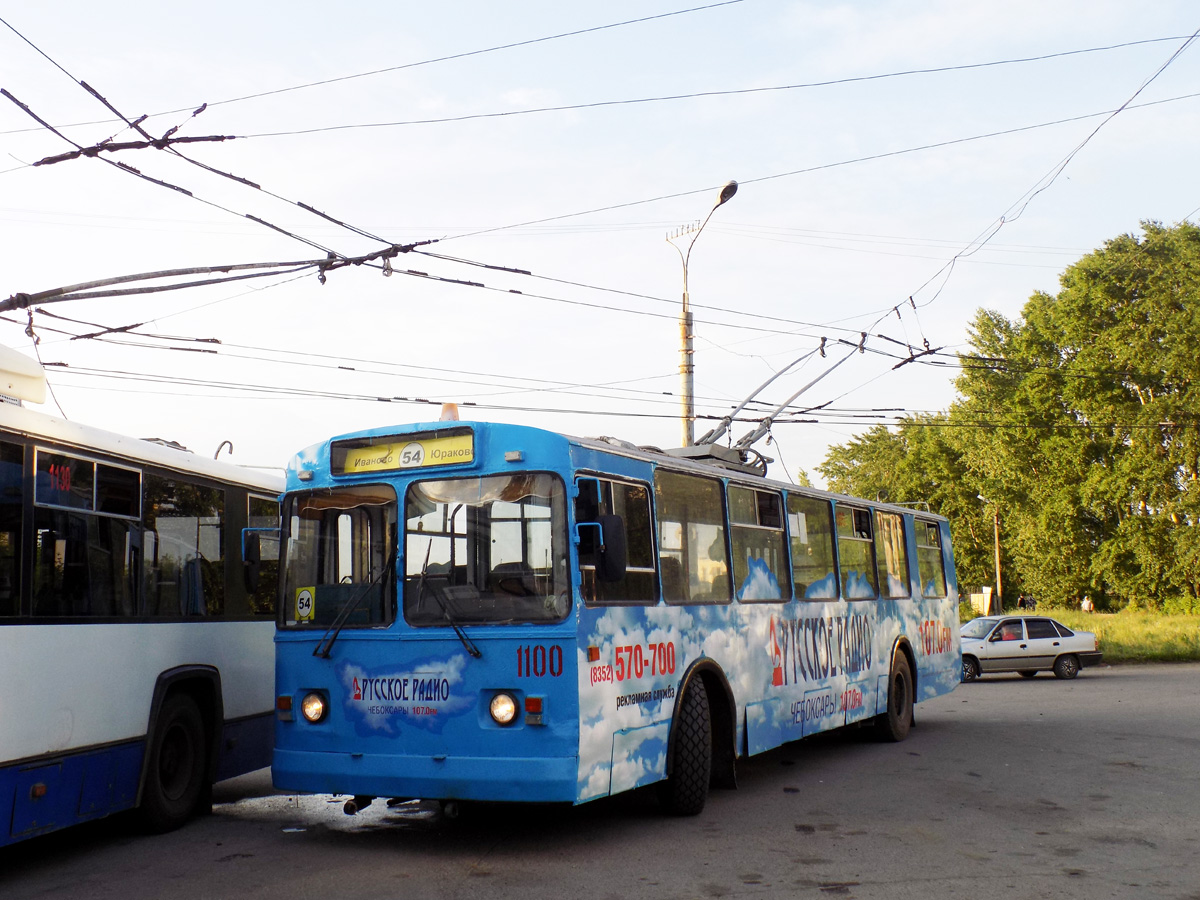 троллейбусов в новочебоксарске видео - 12