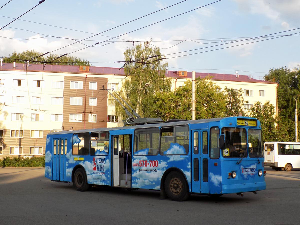 троллейбусов в новочебоксарске видео - 8