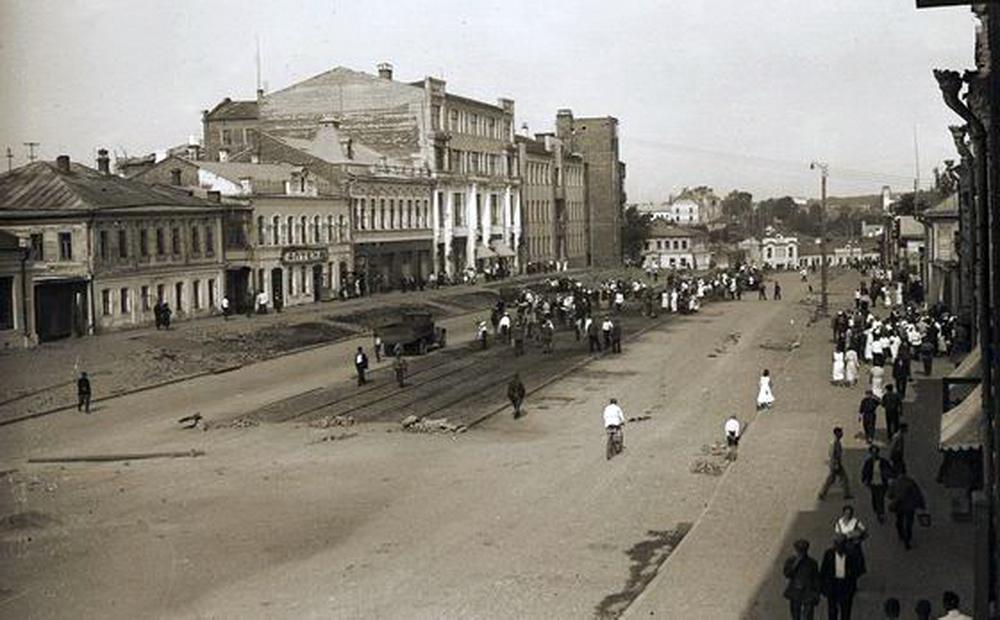 старые фотографии города иваново нем воплощены самые